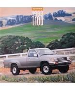 1993 Toyota T100 sales brochure catalog 1st Edition US 93 SR5 One Ton Tu... - $8.00