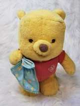 "Interactive Winnie The Pooh Fisher Price Mattel 2003 Walks and Talks 12""... - $15.79"