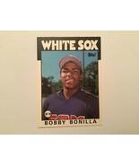 1986 Topps Traded Bobby Bonilla (NM) - $1.50