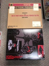 "* Star Wars Black Series 6"" First Order Special Forces Tie Fighter NIB - $99.95"