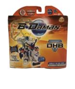 Brand New Hasbro Battle B-Daman Cobalt Blade DHB Direct Hit Battle D-25 - $48.99