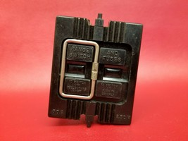Range Bulldog Bull Dog 60 Amp Switch Fuse Panel Holder Pull Out Pullout 76581 - $37.57