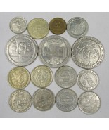 15 Various Vintage Gamling Casino Tokens All Different C2292 - $22.55