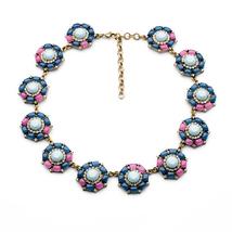 Imitation Jewelry Unique Pendants Women Dark Short Bubble Choker Necklac... - $29.32
