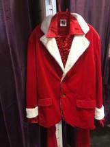"""Santa Pimp - 70's Santa , 44/46"""" chest  - $57.20"""
