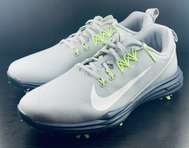 NEW Nike Lunar Command 2 Wolf Grey Men's Size 11 Golf Shoes 849968-005 - $79.19