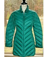 Patagonia Size Small Jacket Long Coat Goose Down Insulated Puffer Lightw... - $145.34