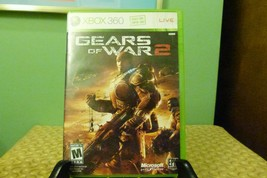 Gears of War 2 (Xbox 360, 2008) Complete w/ Manual - VG - $7.87