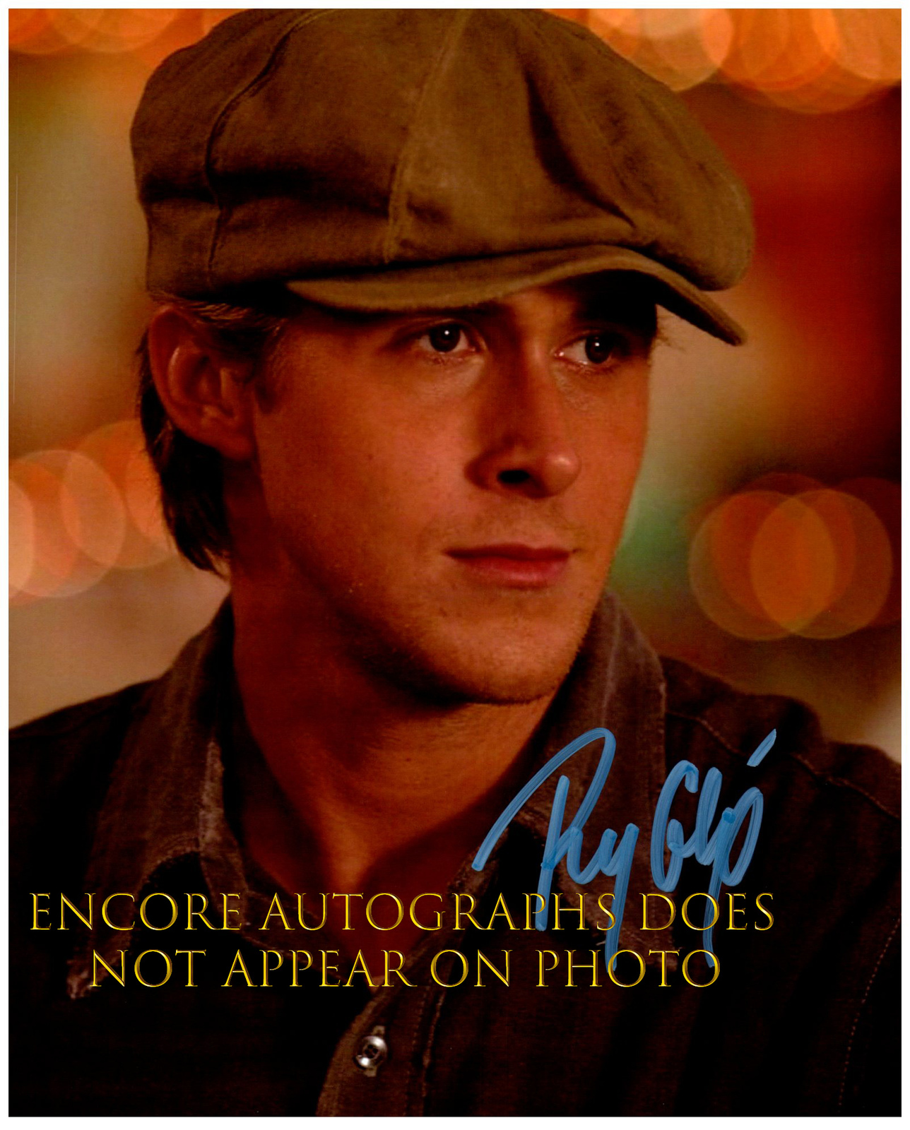 Primary image for RYAN GOSLING  Authentic Original  SIGNED AUTOGRAPHED PHOTO w/ COA 150