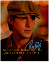 RYAN GOSLING  Authentic Original  SIGNED AUTOGRAPHED PHOTO w/ COA 150 - $75.00
