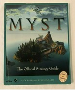 Myst The Official Game Strategy Guide Paperback Book - $4.99