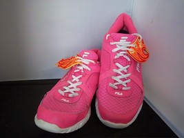 FILA - Women's Hot Pink Athletic Shoes - SIZE 10 - €16,21 EUR