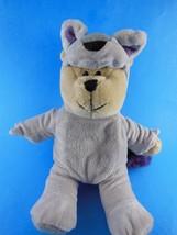 Starbucks Halloween  Bearista Bear Plush Wolf 2010 94th Ed without basket - $7.42