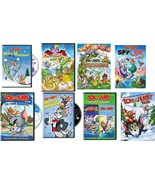 Cartoon collection - Tom and Jerry DVD - (SET of 8) - £31.76 GBP
