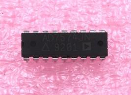 AD7574 8-bit microprocessor compatible A/D converter   (LT1158CN) - $18.95