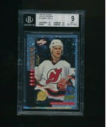 1997-98 Score New Jersey Devils Premier #2 Bobby Holik BGS 9 VHTF Rare - $300.00