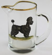 Abercrombie & Fitch Poodle Pitcher by Frank Vosmansky - $450.00