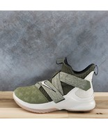 Nike LeBron Soldier 12 'Land and Sea' Basketball Shoes [Mens Size 10] AO... - $108.90