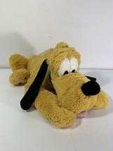 Disney Store Pluto Plush 15in - $12.99