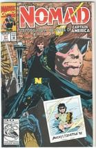 NOMAD (1992 Series) #1 - Near Mint - Captain America - $1.99