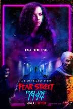 """New Giclée Art Print of 2021 Promo for R.L.Stine's """"Fear Street"""" Part 1 ... - $11.99"""