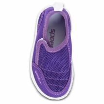 NEW Speedo Kids Toddler Boys Girls Purple Surfwalker Beach Pool Water Shoes NWT image 3