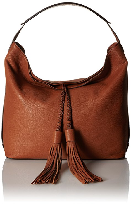 Primary image for Rebecca Minkoff HS16IMOH13 Isobel Leather Hobo Bag in Almond