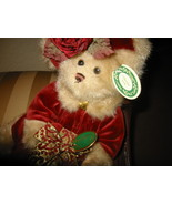 1998 Bearington Bear Christmas Holiday Annual Collectible Bear - $35.00