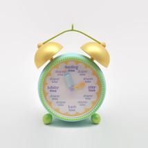 Hallmark Keepsake Living On Baby Time Christmas Ornament With Box  - $3.88