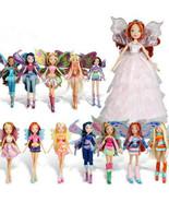 Winx Club Lovix Fairy City Girl Love&Pet Bloom Musa Tecna Aisha Flora St... - $26.48
