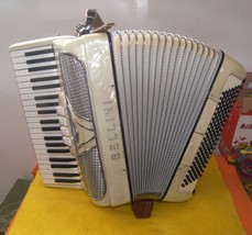 Bellini  Accordion 120 Bass With Case  - $700.00