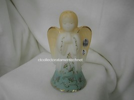 Fenton Angel Girl Bell 5144 PU  NIB  #1850 - $89.05