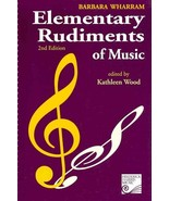 Elementary Rudiments of Music - $32.95