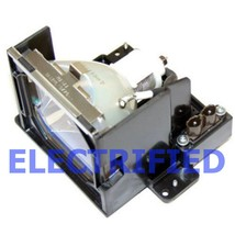 SANYO POA-LMP47 POALMP47 LAMP IN HOUSING FOR PROJECTOR MODEL PLCXP46 - $25.90