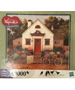 Charles Wysocki's Americana Puzzle Violinist Teacher Before Big City NEW - $19.95