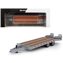 Beavertail Trailer Silver 1/50 Diecast Model by First Gear 50-3192 - $44.84