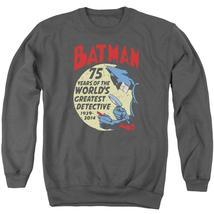 Batman - Detective 75 Adult Crewneck Sweatshirt Officially Licensed Apparel - $29.99+