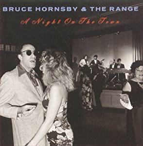 Night On The Town by Bruce Hornsby & The Range Cd