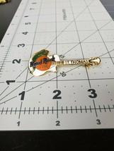 St. Thomas Hard Rock Cafe Guitar Pin - $7.39