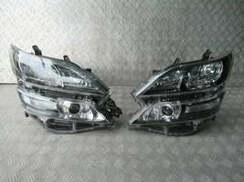 Toyota Vellfire GGH20 ANH20 Front HID Headlights Lights OEM JDM 08-12 - $871.23