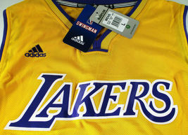 KOBE BRYANT / NBA HALL OF FAME / AUTOGRAPHED L.A. LAKERS PRO STYLE JERSEY / COA image 5
