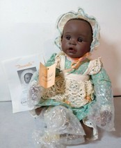 """1991 Porcelain Baby Doll """"DANIELLE"""" By Yolanda Bello For Knowles China Co. - $49.49"""