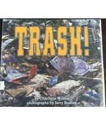 Trash! Charlotte Wilcox 1988 HC DJ Pictures - £3.74 GBP
