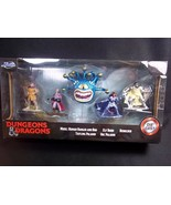 Jada Dungeons & Dragons Elf Bard Beholder Orc Paladin 5 pack NEW - $13.06