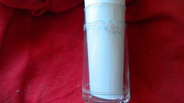 CORELLE ENGLISH BREAKFAST 16 OZ ICE TEA TUMBLER DRINKING GLASS x1 FREE U... - $12.19