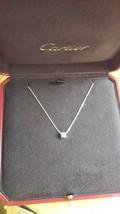 Cartier C de necklace Free Shipping 100% Authentic Japan bag - $3,429.58