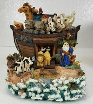 Musical Animated Noah's Ark Classic Treasures NEW in Box - $24.99