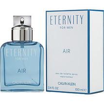 Eternity Air By Calvin Klein Edt Spray 3.4 Oz - $107.00
