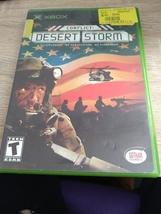 MicroSoft XBox Conflict: Desert Storm image 1