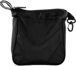 Izzo Golf Valuables Pouch - Strong denier nylon, zipper closure - $12.99